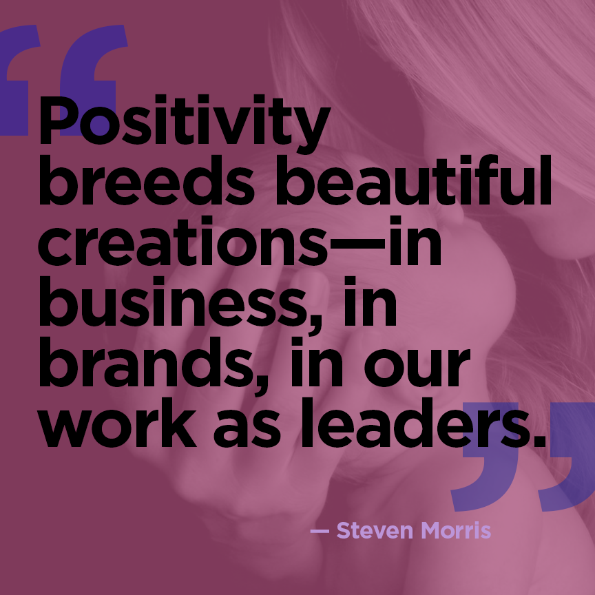 Leading Positively.