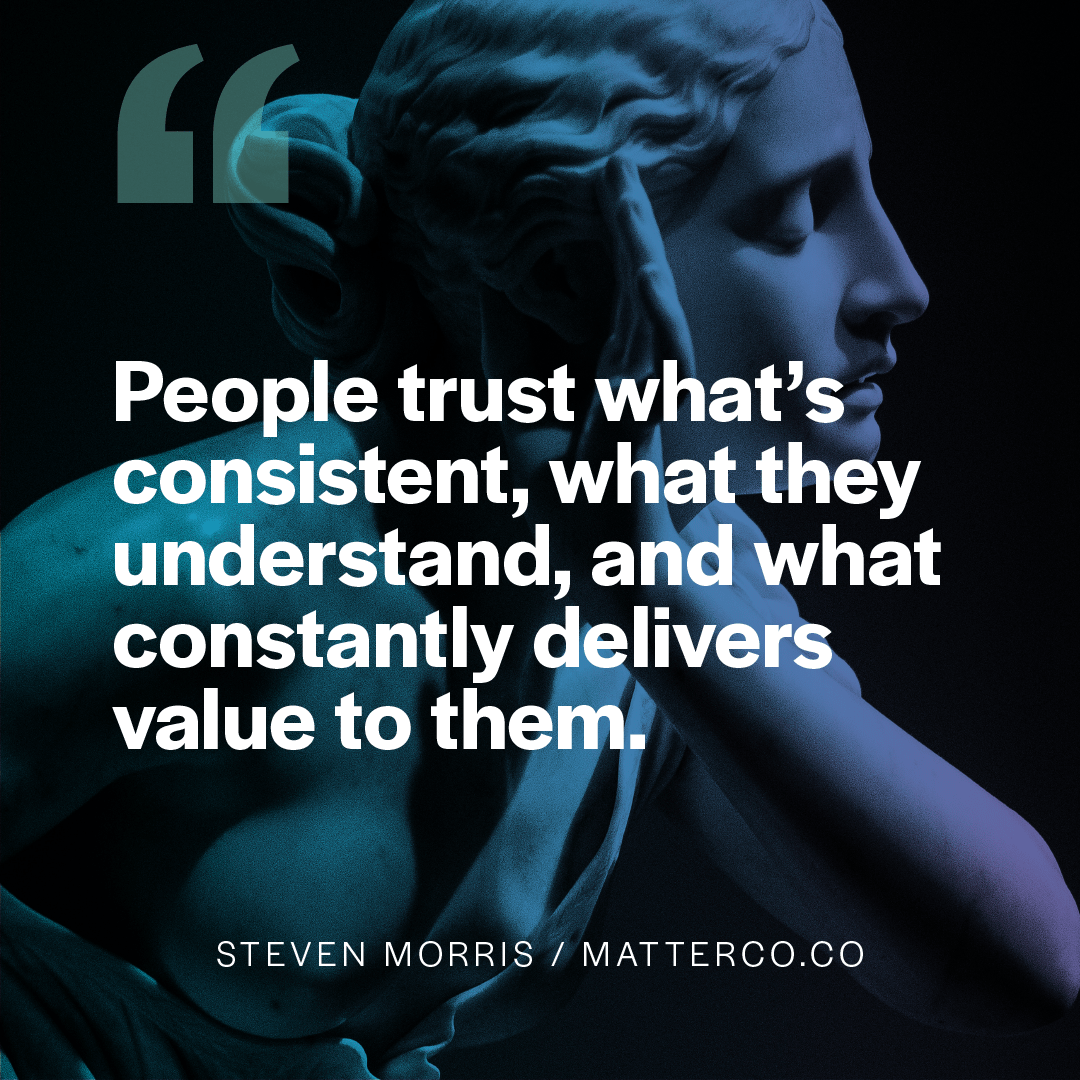 The Trust Commodity
