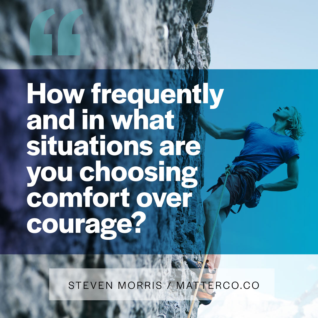 Courage & Leadership