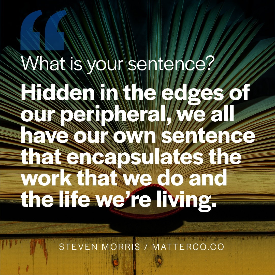What is Your Sentence?