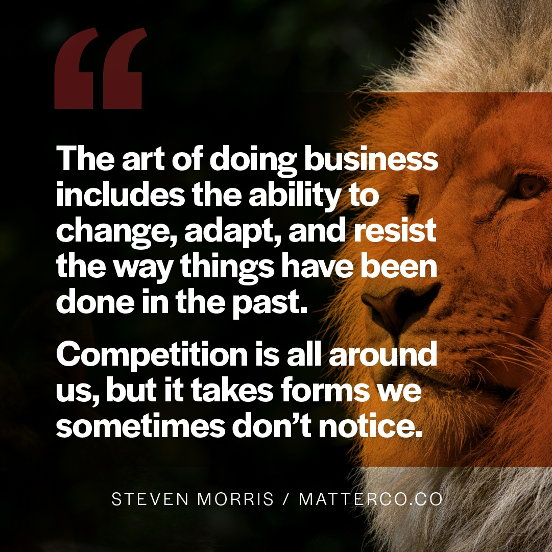 How to Compete (and Win) in Business