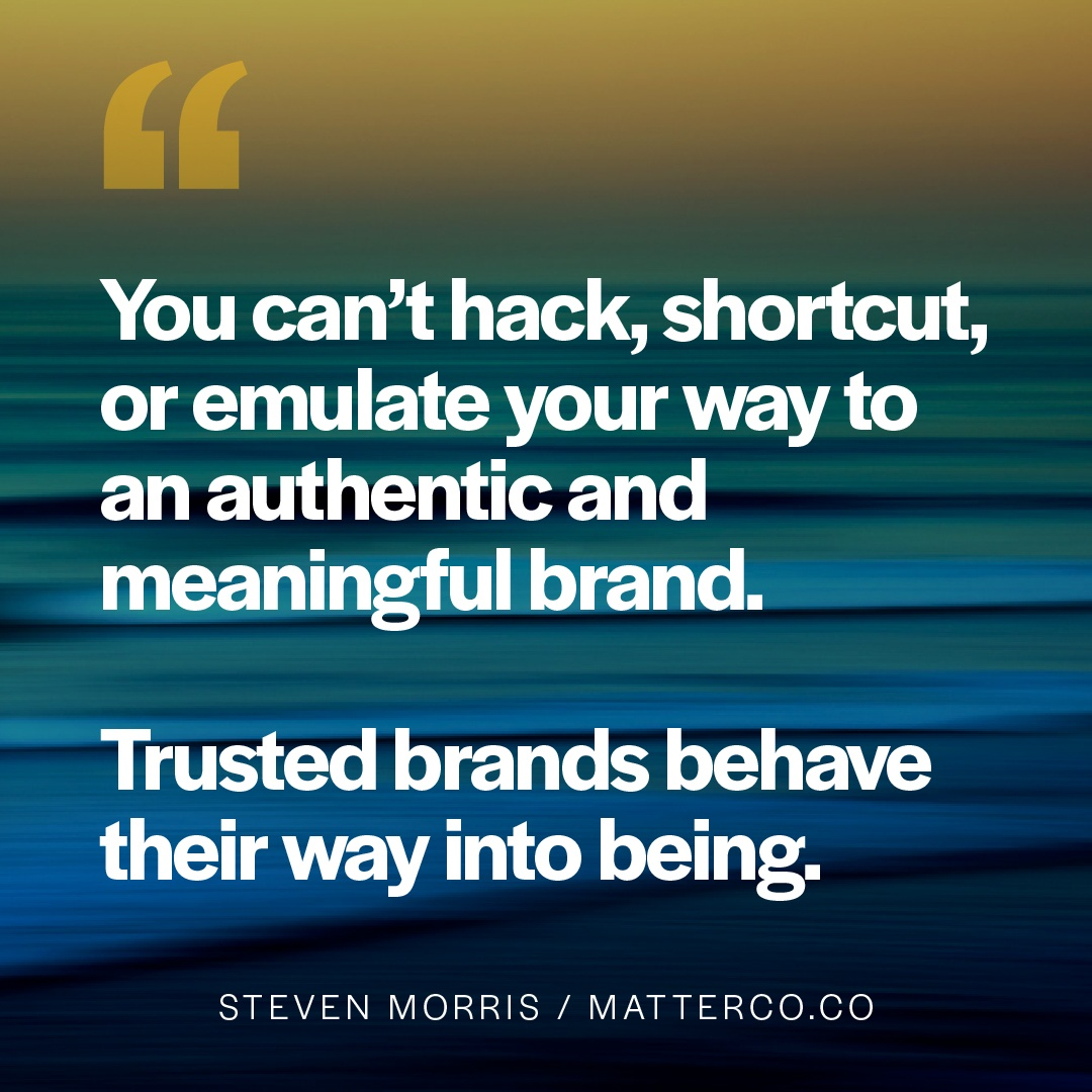 Your Identity Vs. Your Brand