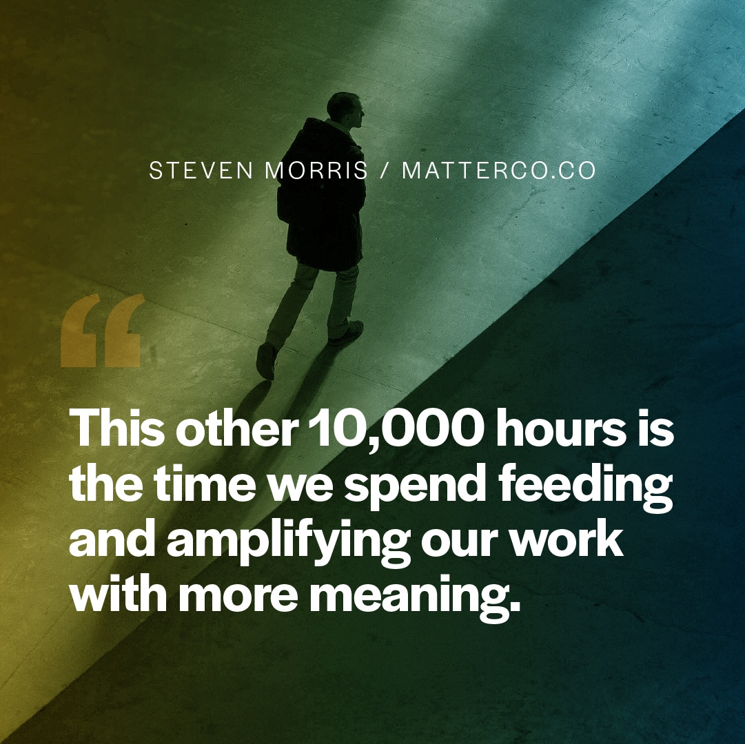 The Other 10,000 Hours