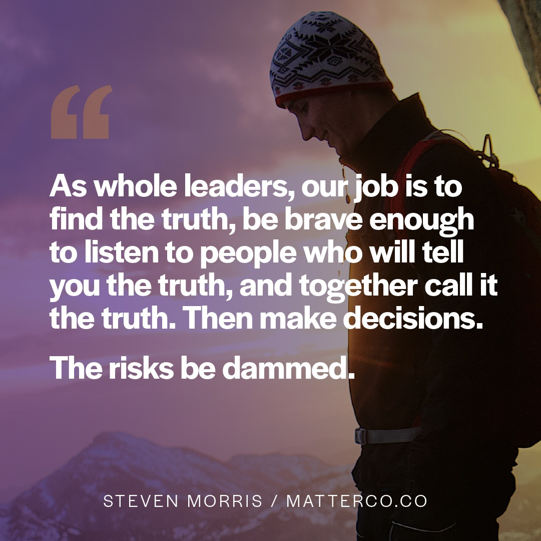 3 Roles of Whole-Leaders