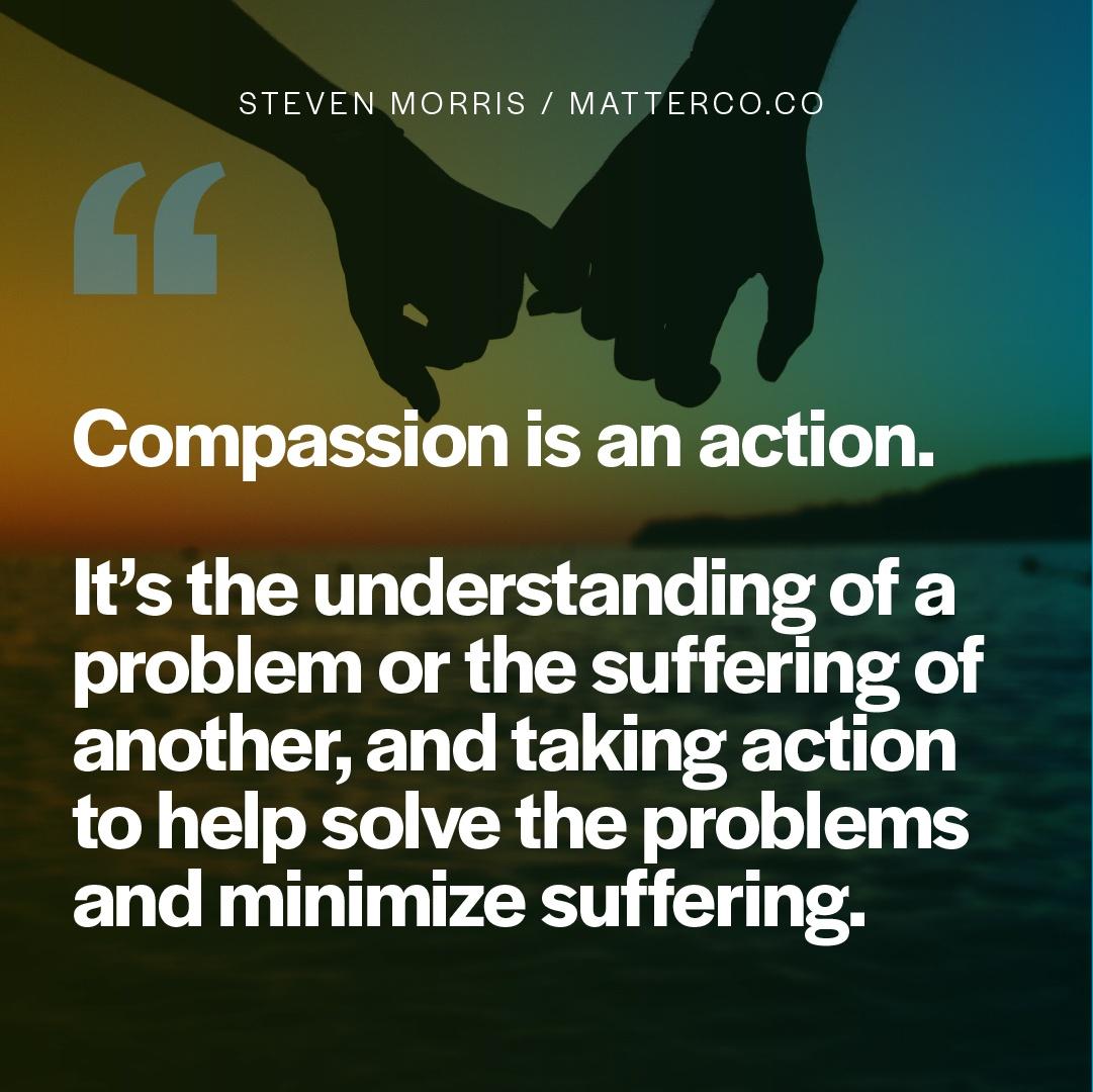 CompassionIsAnAction